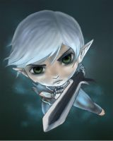 Fenris chibi by FIavie