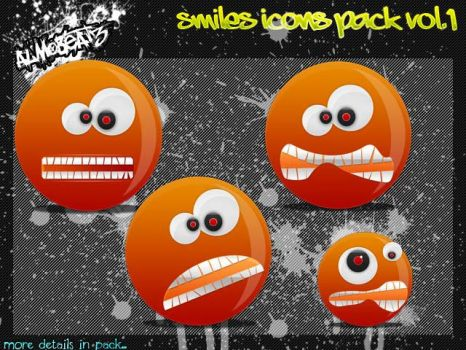 smiles_pack_by__almobeatz by aLmo95