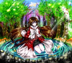 FA#2~ Alice in Wonderland~ Pandora Hearts by naftie