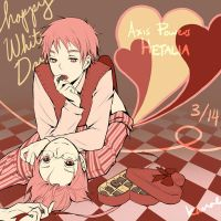 Hetalia - White Day by kanae