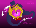Gentleman Vel'koz by THEATOMBOMB035