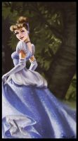Cinderella coloring book by martinacecilia