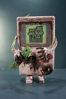 Zombie Gameboy by kodykoala