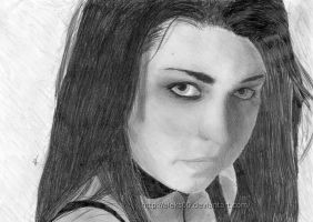 Amy Lee by Aleks00