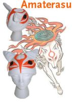 Amaterasu Fleece Hat by Demi-Plum
