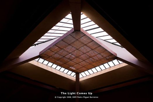 The Light Comes Up by too-much4you