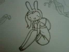 Fionna the Human Girl by ReNaMCH24