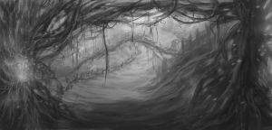 Mystical Forest by Narandel