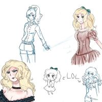 Confederacy-Sketches by Anella-Nightheart
