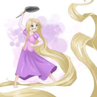 Disney: Tangled by scriptKittie
