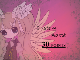 Point Adopt Shop [OPEN] by AngelOfThursday23