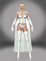 Emma Frost (White Queen) by Sticklove