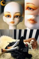 BJD Face Up and Body Blush - Soom Ace by Izabeth