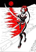 Rayne: Blood Hunt by Severin101