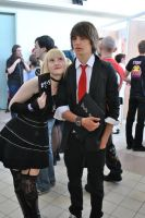 misa and raito kun by kittychamallow