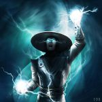 Raiden, The God of Thunder by remle012