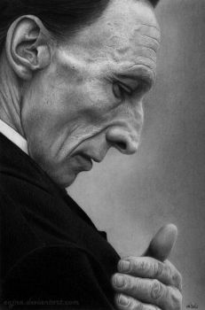 Julian Richings (Death - Supernatural) by eajna