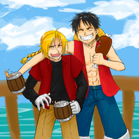 FMA+OP - Party by FerioWind