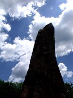 Standing Stone by MorganCG
