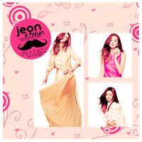 Jeon Ji Hyun - png pack(render) by michiru92