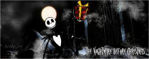 Nightmare before christmas by Mightyninj4