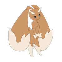 PMD  NPC: Unknown Lopunny by LindsayPanes