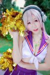 Super Sonico - Cheerleader Sonico by Xeno-Photography
