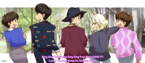 SHINee Sing Your Song by Pulimcartoon