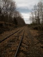 Railroad 07 by Stock7000