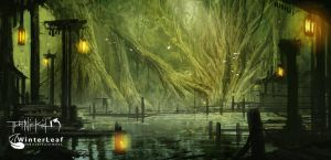 DoA Swamp by thatnickid