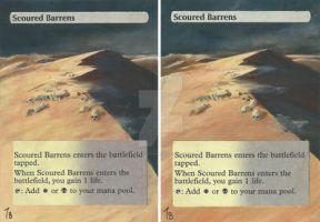 Scoured Barrens paired by munna-chan78