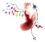 flandre scarlet by crinuyi