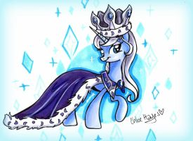 Princess Platinum by frostykat13