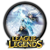 League of Legends Icon by FallenShard