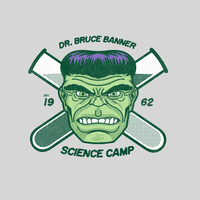 Dr. Bruce Banner Science Camp by gimetzco