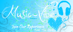 Music Banner Xx by BamItzNicole