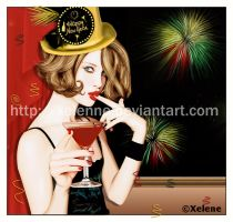 Celebrate with me... by Xelenne