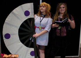 A Giant Fan and a Death Note. by madzter13