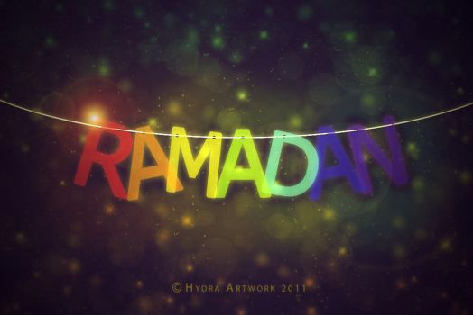 Ramadan by HYDRA-Artwork