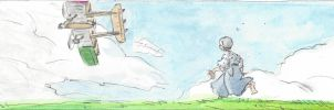 The Wind Rises Submition by Sam-Easton