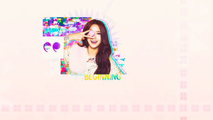 Yoona wallpaper. by hearttrouble