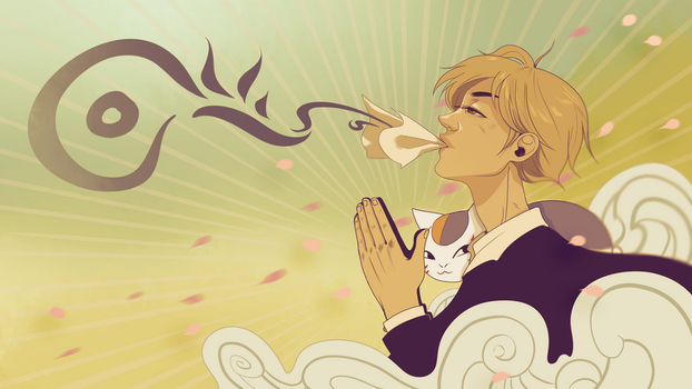 Natsume by draiad