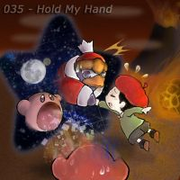 035 - Hold my hand by Mikoto-chan