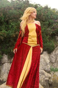 Young Cersei 04 by TheQueenMab