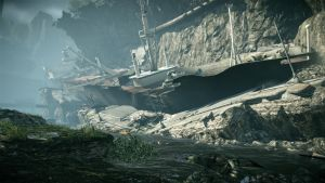 Crysis 2|The lost ship by Pino44io