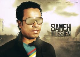 Sameh Hussien Exc.Poster 2010 by adriano-designs