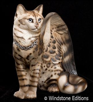 Silver Bengal Flapcat by Reptangle