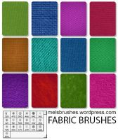 Fabric Brushes by melemel