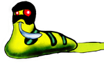 Ninja slug by Hectichermit