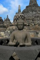 Borobudur by FalconNL
